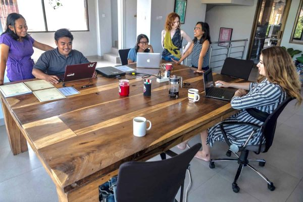 Livit team meeting