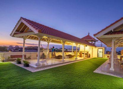 Livit Bali Hub Rooftop Sunset